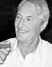 Hugo Knoepfel, 1. September 1938 – 8. März 2018. (Bild: PD)