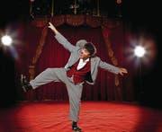 David Larible, der Clown der Clowns, verzaubert mit seinen neuen Nummern im Circus Knie. (Bild: Nicole Bökhaus (Nicole Boekhaus www.boekhaus.com))