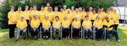 Seit einem Jahrzehnt im Einsatz: die engagierten Idem-Mitarbeitenden der Spitalregion Rheintal Werdenberg Sarganserland. (Bild: PD)