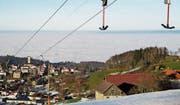 Der Skilift Heiden konnte im letzten Jahr eine mässige Saison verzeichnen. (Bild: PE)