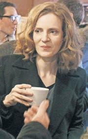 Nathalie Kosciusko-Morizet: Vertreterin der Elite, Metro-Fan, zweifache Mutter. (Bild: ap/Remy de la Mauviniere)