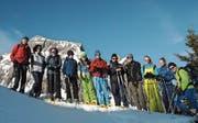 Die Jugendlichen mit ihren Leitern genossen das besondere Erlebnis in den Bergen. (Bild: PD)