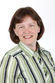 Ursula Schweizer kandidiert für das Gamser Schulratspräsidium. (Bild: PD)