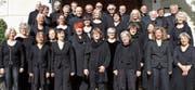 Der Tablater Konzertchor St. Gallen singt Konzerte zur Reformation, davon eines in Buechen Staad, (Bild: zVg)