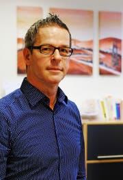 Urs Greuter, Stellenleiter des RAV Sargans, erwartet auch im laufenden Jahr bessere Arbeitsmarktzahlen. (Bild: Heini Schwendener)