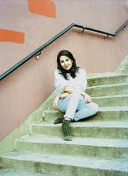 Wäis Kiani verarbeitet in ihrem ersten Roman «Hinter dem Mond» ihre Kindheit in Iran. (Bild: Atlanta Rascher)