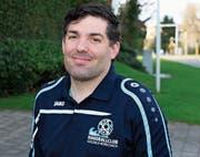Das Frauenteam von Roger Bertschinger ist auf dem besten Weg, in die zweithöchste Handballliga aufzusteigen. (Bild: Res Lerch)