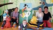 Austausch und Geselligkeit: Das Storchenkafi ist Treffpunkt für frischgebackene Eltern und ihre Babys. (Bild: PD)