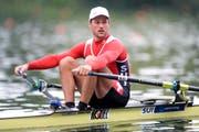 Einzelsportler des Jahres: Nico Stahlberg. (Bild: URS FLUEELER (KEYSTONE))