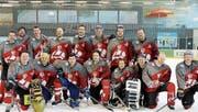 Das Siegerteam «Schmiedstube». (Bild: PD)
