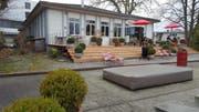 """Die """"Wunderbar"""" liegt direkt am idyllischen Arboner Seeufer. (Bild: Ralf Rüthemann)"""