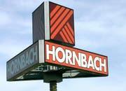 Bald auch in der Ostschweiz: Die Baumarktkette Hornbach. (Bild: Keystone)