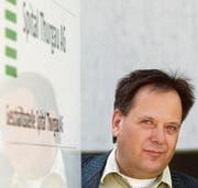 Vorbereitet: CEO Marc Kohler macht die Spital Thurgau AG fit für den Wettbewerb 2012. (Bild: Trix Niederau)