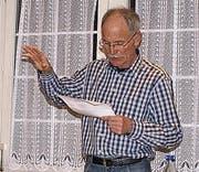 Präsident Andreas Weber. (Bild: pd)