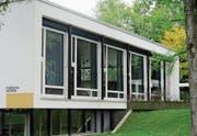 «Attraktion der Ostschweiz»: Der Kursaal wurde nach Plänen des Architekten Otto Glaus gebaut. (Bild: Peter Eggenberger)