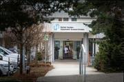 Die Angestellten des Spitals Heiden blicken in eine ungewisse Zukunft. (Bild: Michel Canonica (Michel Canonica))