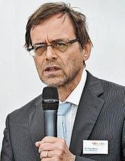 Ernst Boos tritt auf Ende Jahr als Thurbo-Chef zurück. (Bild: Donato Caspari)
