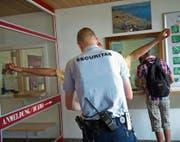 Bei der Ankunft in der Schweiz müssen Asylsuchende ihre Vermögensverhältnisse deklarieren. (Bild: Ralph Ribi (Altstätten, 4. Juli 2012))