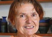 Margrit Keller (65) Töpferin aus Sulgen (Bild: ak)