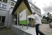 Der Leistungsdruck auf die Mitarbeiter der Sozialversicherungsanstalt St. Gallen ist hoch. (Archivbild Ralph Ribi)
