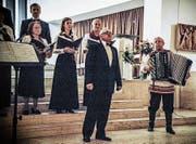 Der Slavinsky-Chor aus der russischen Provinz Kaluga. (Bild: PD)