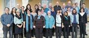 Die Sängerinnen und Sänger des Chors ThurKlang suchen Verstärkung für ihr Projekt. (Bild: PD)