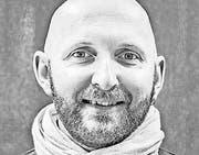 Stefan Hahn Biersommelier und VR-Mitglied Getränke Hahn AG (Bild: Andrea Stalder (Andrea Stalder))
