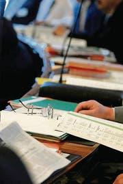 797 Frauen und Männer interessiert die Mitarbeit im Kantonsparlament. (Bild: Regina Kühne)
