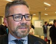 Thomas Rechsteiner macht Platz für eine neue Person in der Innerrhoder Regierung. (Bild: Roger Fuchs)
