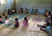 Der Kindergarten von Phon Hom. (Bild: PD)
