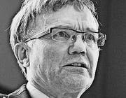 Kaspar Schläpfer Regierungsrat, Departement für Inneres und Volkswirtschaft (Bild: Reto Martin)