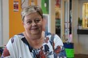 FCSG-Aktionärin Sylvia Fuhrimann. (Bild: FM1 Today)