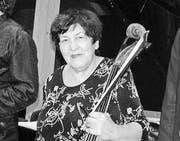 Natalia Gutman Cellistin, Russland