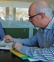 Bis ein neuer Leiter für die VSRW-Geschäftsstelle gefunden ist, führt Verwaltungsratspräsident Daniel Meili den Bereich Geschäftsstelle/Führungsorgan. (Bild: PD)
