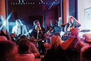 Die Band Rudi's Choice trat im City Treff auf.