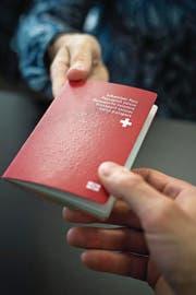 Im Kanton St. Gallen gilt seit diesem Jahr für die Einbürgerung auf Kantons- und Gemeindeebene eine Wohnsitzpflicht von fünf Jahren. (Bild: Michel Canonica)