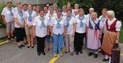 Die Buchser Bäuerinnen und Landfrauen reisten nach Locarno. (Bild: pd)