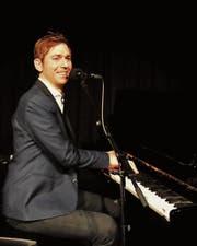 David Lang spielt im Kulturforum. (Bild: Charlotte Kehl)