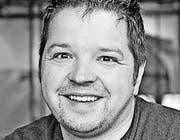 Andreas Spielmann Präsident Fotoclub Weinfelden (Bild: Mario Testa)