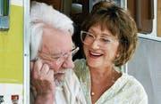 Ella und John lieben sich seit 50 Jahren. (Bild: Filmcoopi)