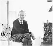 Alexander Girard (1907–1993) war ein amerikanischer Architekt, Innenarchitekt und Designer. (Bild: pd)