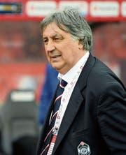 Angelo Renzetti ist seit 2010 als Präsident des FC Lugano tätig. (Bild: Samuel Golay/KEY)