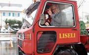 Ulrich Nef begleitete für die Armee verschiedene Bauprojekte in der Region. (Bild: Patrik Kobler)