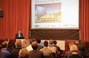 Urs Schwegler von E`mobile sieht gutes Entwicklungspotenzial für Elektromobilität und Solarenergie. (Bild: Ramona Riedener)