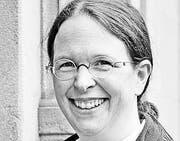 Barbara Damaschke-Bösch Evangelische Pfarrerin und St. Galler Kirchenrätin (Bild: pd)