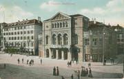 Das Theater nach der Sanierung und Erweiterung um 1920. (Sammlung Reto Voneschen)
