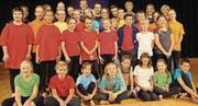 Die Kinder hatten viel Spass im Herbstlager der Jungschar Brunnadern. (Bild: PD)