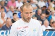 Ex-Espe Dzengis Cavusevic wurde auch beim FC Zürich aussortiert. (Bild: URS FLUEELER (KEYSTONE))