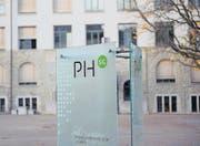 Pädagogische Hochschule St. Gallen (PHSG): Rund 400 Personen beginnen jährlich die Lehrerausbildung. (Bild: Urs Jaudas)