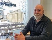Peter Gut sagt, dass sich die Drogenarbeit seit dem Jahr 2000 radikal verändert hat. (Bild: Carmen Pagitz)